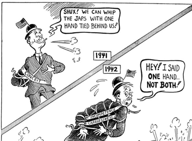 A Look At Dr  Seuss's World War II Cartoons   LitReactor