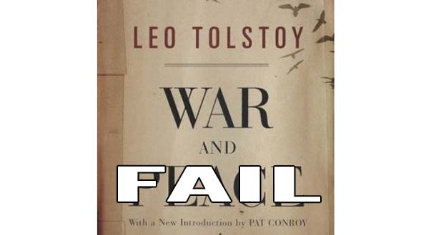 essay questions on war and peace leo tolstoy Critical analysis on war and peace leo tolstoy denied war and argued hotessaysblogspotcom provides free sample essays and essay examples on any topics and.