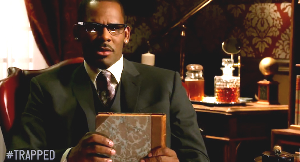 Trapped In The Closet R Kelly Writes The Book Litreactor