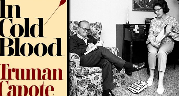 truman capote cold blood essay This essay will explore the relationship between character and theme presented  1794 bibliography capote, truman in cold blood new york: penguin books, 1965 .