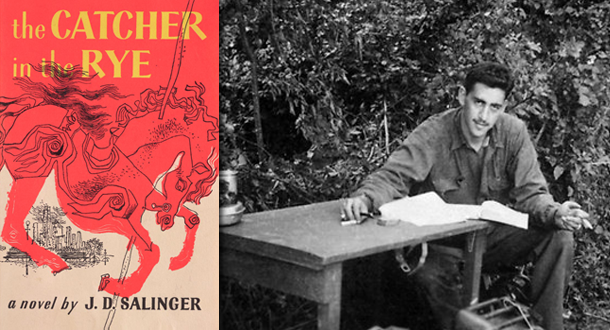 a comparison of jd salingers catcher in the rye and john steinbecks of mice and men The catcher in the rye by j d salinger copyright notice 2010 the catcher in the rye: compare and of the catcher in the rye and of mice and men.