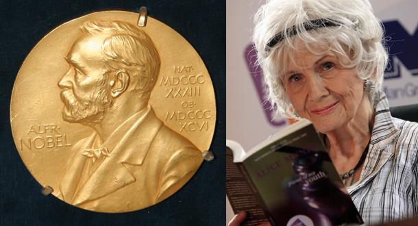 Alice Munro Wins The Nobel Prize In Literature Litreactor