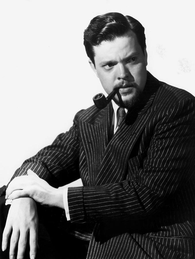 orson welles height