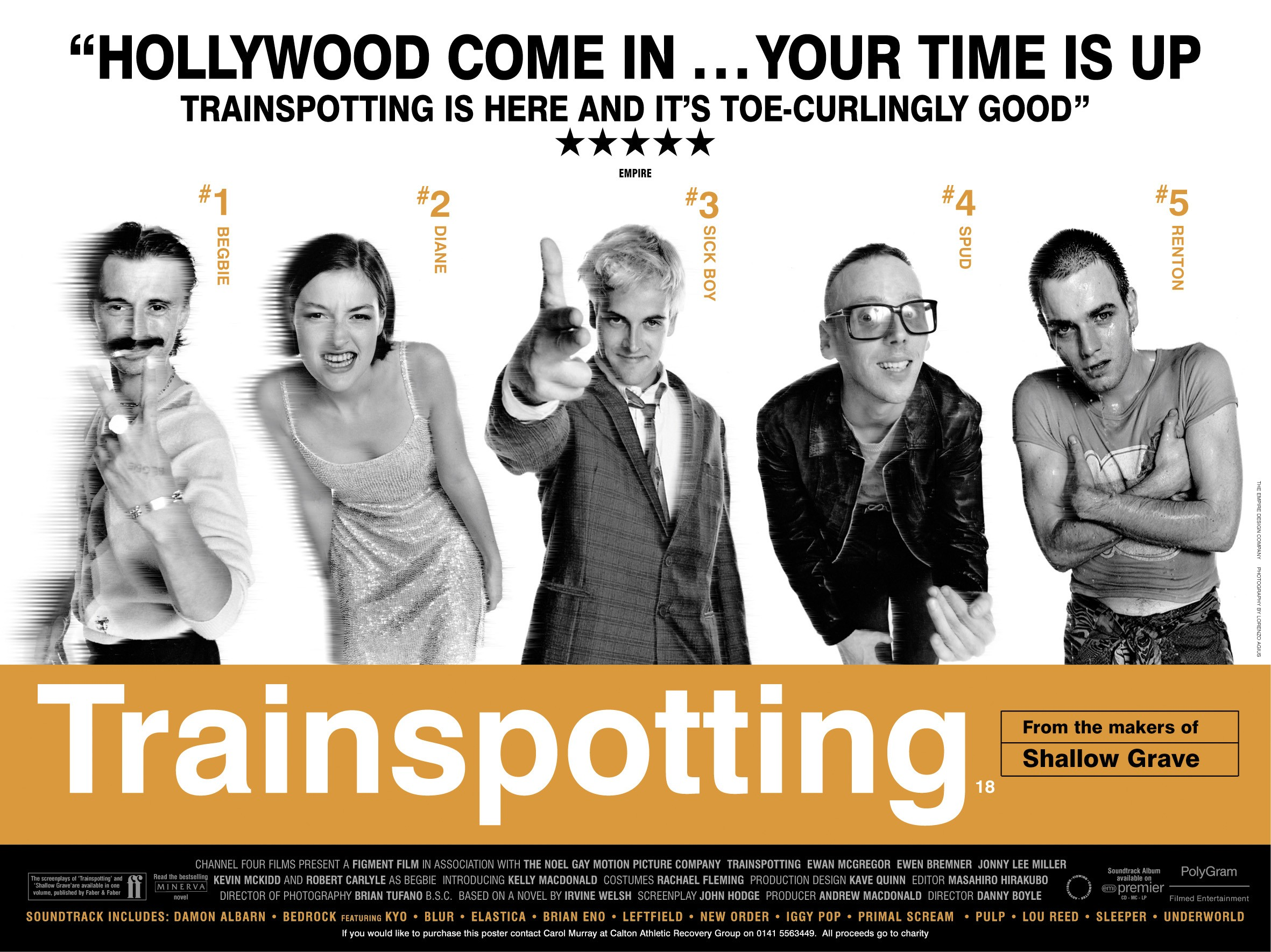 trainspotting sequel planned for next summer  trainspotting sequel planned for next summer