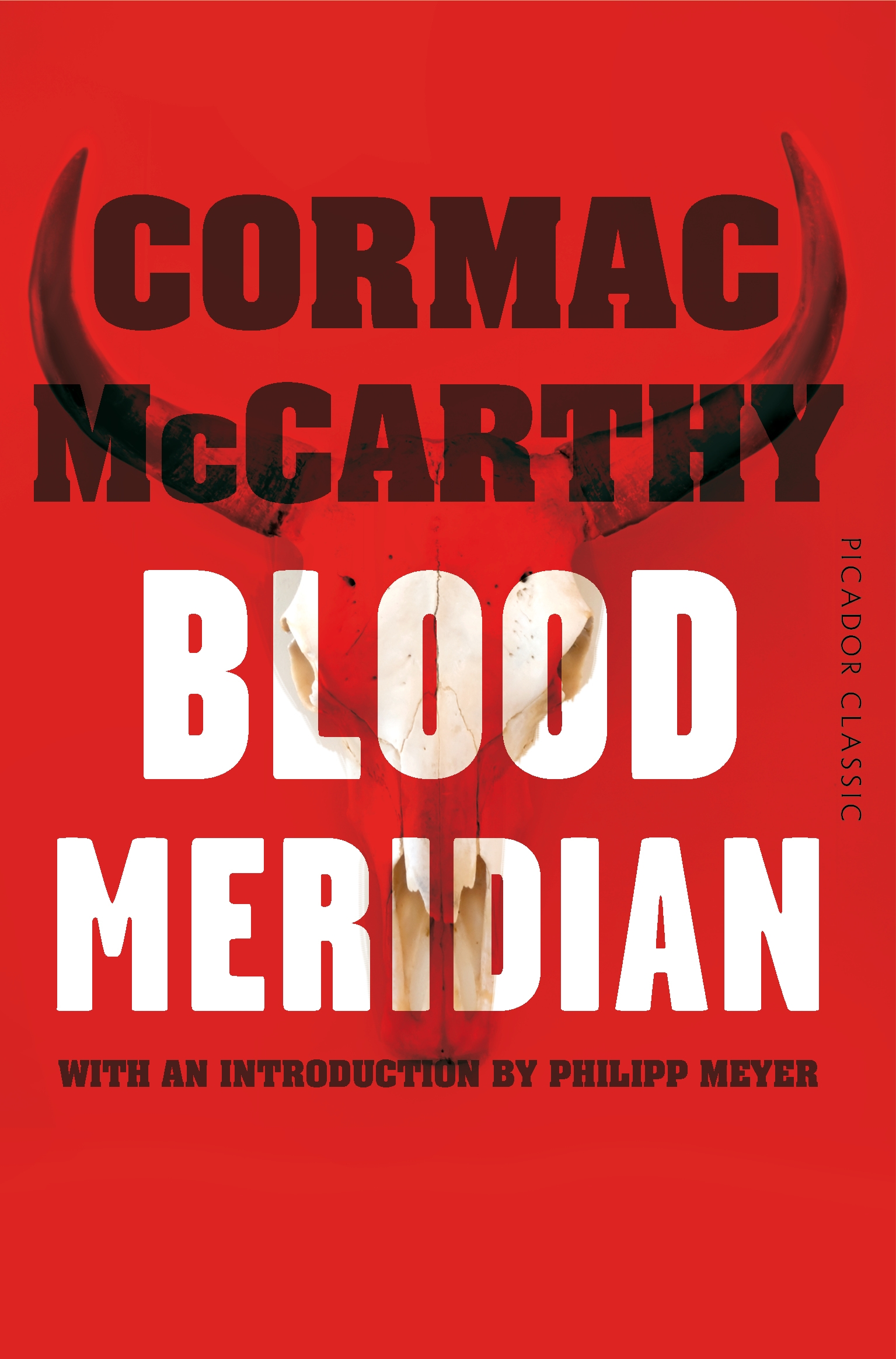essays on blood meridian