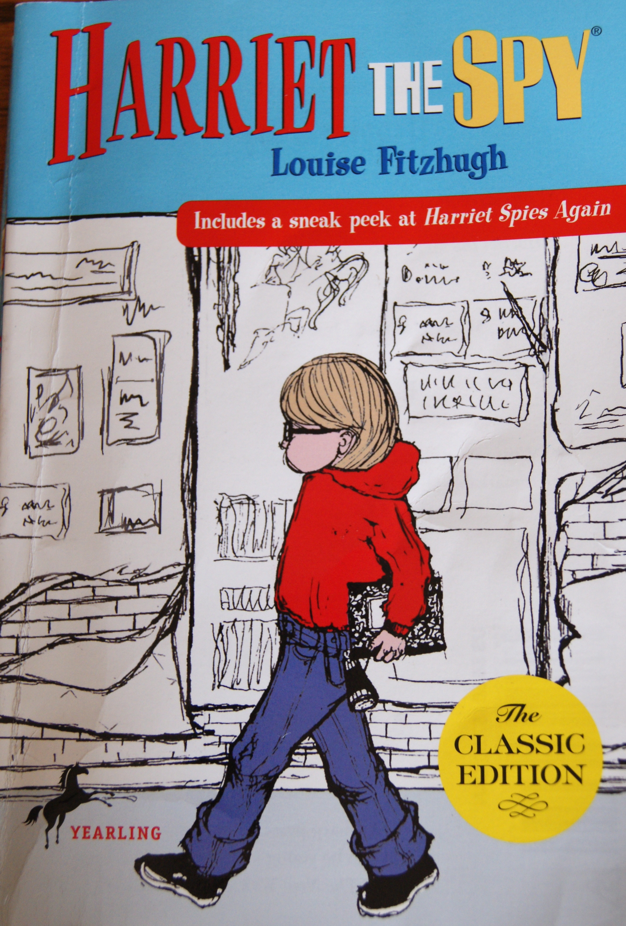 harriet the spy essay Harriet-the-spy-louise-fitzhugh-1964 harriet the spy is a children's novel written  and illustrated by louise fitzhugh and published by harper.