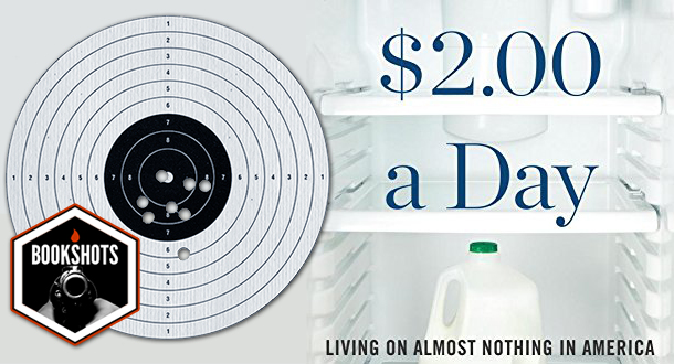 "a review of the book 200 a day living on almost nothing in america by kathryn j edin and h luke shae #23 according to kathryn j edin and h luke shaefer, the authors of a new book entitled ""$200 a day: living on almost nothing in america below its 200-day."